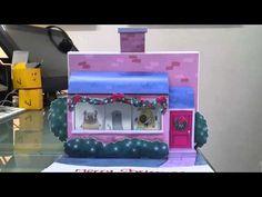 ▶ Unveiling the Birdbox Christmas card - YouTube