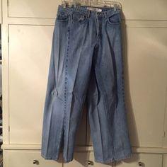 GAP light wash vintage jean bundle Both sz 8L GAP Jeans