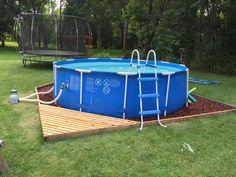 poo lideas Problemloser Pool # Kunststoff-Pool-Ideen # Einfache Set-Pool-Ideen The Basics of the Mur