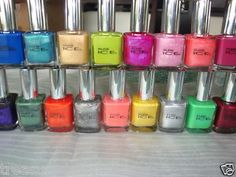 i love pure ice nail polish (especially all the ones in there! hint hint!)