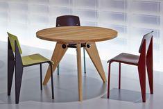 Guéridon table  Jean Prouvé