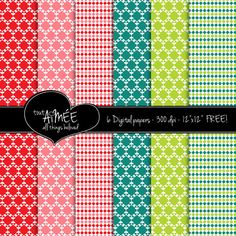 Friday, March 27, 2015   New freebie for the March Etsy Digital Designers color challenge. It's a set of striped and dotted Easter egg clip ...