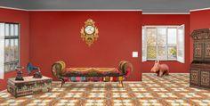mcagku room at Neybers