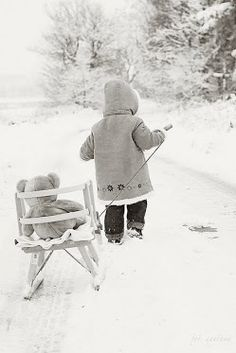 Bye bye Winter… #winter #invierno #trineo #nieve #snow