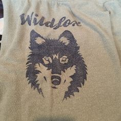 """Wildfox Wolf BBJ Comfy Pants Authentic WF Wolf Slightly Flared Comfy Pants in BBJ material. EUC - No Rips/Stains with typical piling. Only Selling b/c these are a lighter color (greenish tint grey) & I can't wear when my dtr is around due to sticky gooey fingers . Marked Small but these are stretchy & generous. Measurements laying flat - Inseam ~29"""" Waist ~ 13"""" Front Rise ~ 9"""". Comes from a nonsmoking with fluffy furkids home. Wildfox Pants Wide Leg"""