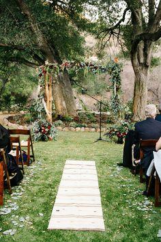 Romantic Indian wedding