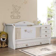 Βρεφική Kούνια Πολυκρέβατο Rabbit 73404 Cribs, Toddler Bed, Furniture, Home Decor, Cots, Child Bed, Decoration Home, Bassinet, Room Decor