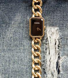 Chanel Première Watch / Garance Doré