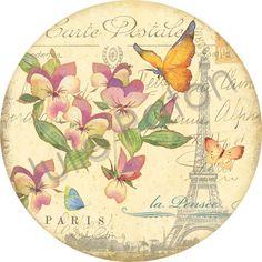 Butterflies paris