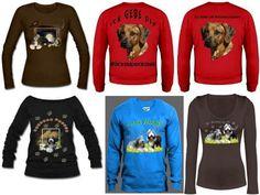 individuelle Shirts nach Kundenwünschen und Fotos gefertigt.