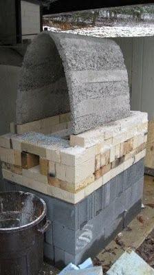 Clay Club: Experimental Soda Kiln Building