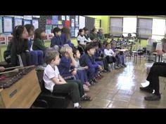 Orff Music Kindergarten, Grade 1 and 2 - YouTube