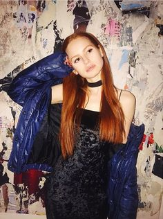 I'm finding so many stunning pictures of Madelaine! She's gorgeous!