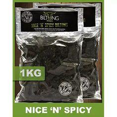 Nice 'n Spicy on sale! The Biltong Man @ Amazon.co.uk: