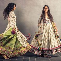 Get crafted garments by Rahul n Shikha# Defence Colony New Delhi Indian Attire, Indian Ethnic Wear, Indian Outfits, Indian Clothes, Pakistani Dresses, Indian Dresses, Anarkali, Lehenga, Sabyasachi