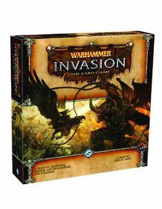 Warhammer Invasion Core Set Fantasy Flight Games http://www.amazon.com/dp/1589946685/ref=cm_sw_r_pi_dp_kkUnvb0CNZN1S