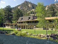 Deer Crest Resort; our favorite place to stay in Estes Park