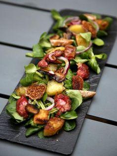 Recette de Salade de gésiers gourmande - Marmiton
