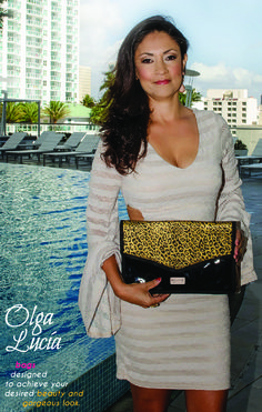 Clutch Style, beauty, handmade bags, charol texture, www.olgaluciadesigns.com