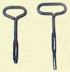 "These came attached to some food items, like canned ham and coffee. You used the""key"" to twist off and remove a sharp strip of metal sealing the can . My Childhood Memories, Sweet Memories, Retro Vintage, Vintage Items, Good Old Times, I Remember When, My Memory, The Good Old Days, Can Opener"