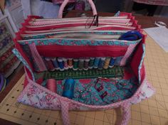 (7) Name: 'Quilting : My Quilters Bee Bag