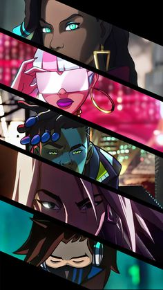Hot, girl character, League of Legends, kai'sa, wallpaper Lol League Of Legends, Evelynn League Of Legends, Akali League Of Legends, League Of Legends Characters, Desenhos League Of Legends, Chibi, Arte Cyberpunk, Black Anime Characters, Futuristic Art