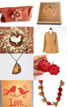 Pumpkin Spice by Claudia on Etsy--Pinned with TreasuryPin.com