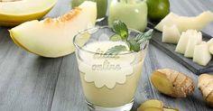 Incrível! Suco de melão: aprenda como fazer e acabe de vez com o inchaço! - # #InchaçoAbdominal #melão