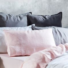 Pure Linen by #bedbathntable #bedroomdecor #homestyle