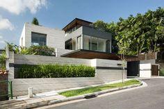Travertine House