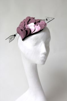 Be My Valentine (Pink & Silver)  http://www.theheadmistressboutique.com