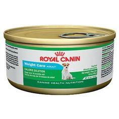 Royal Canin Weight Care Canned Dog Food, 5.8-Ounce, Case of 24 @@ Please be sure to check out this awesome product. (This is an affiliate link and I receive a commission for the sales)
