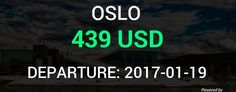 Flight from Phoenix to Oslo by Avia #travel #ticket #flight #deals   BOOK NOW >>>