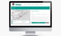 Diseño de la sección de contacto para web de edición de video  http://www.basicum.es/portfolio-item/diseno-web-themesvideo