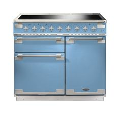 Buy a used Rangemaster Elise 100 Electric Induction Range Cooker. ✅Compare prices by UK Leading retailers that sells ⭐Used Rangemaster Elise 100 Electric Induction Range Cooker for cheap prices. Induction Range Cooker, Induction Heating, Domestic Appliances, Electric, Solid Doors, Blue China, Gourmet, China