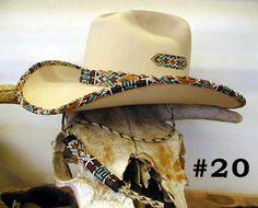 Beaded Beauty Hat