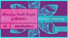 Miraculous Health Benefits of Meditation