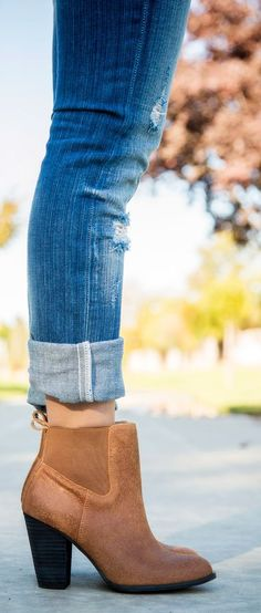 the best ankle boots by Stylishly Me