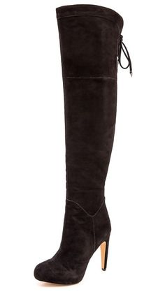 Sam Edelman Kayla Suede Over the Knee Boots - Love these boots just might have to get myself a pair!!
