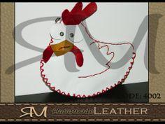 100 % handmade leather