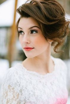chic hair style for special occasions