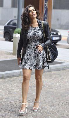 "Coronation Street women: Kym Marsh is ""Michelle""… Sexy Legs And Heels, Dress And Heels, Beautiful Legs, Gorgeous Women, Sexy Older Women, Sexy Women, Sexy Outfits, Kym Marsh, Botas Sexy"
