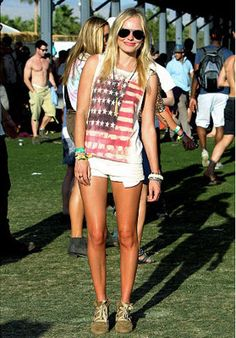 Always Dolled Up: 34 Outfit Ideas for the 4th of July