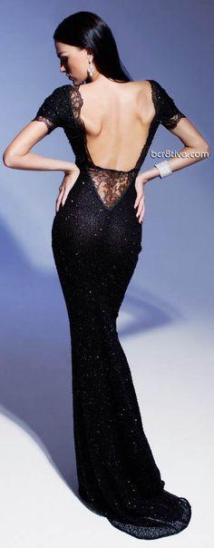 Debut Collection from Russian Model Olesya Malinskaya #fashion