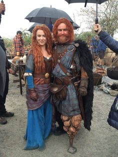 King Fergus and Merida - Once Upon a Time #BTSS5 5x09