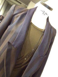 Silk tuxedo