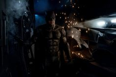 First Look Photo of Batman's Tactical Batsuit From JUSTICE LEAGUE — GeekTyrant