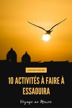 Que faire à Essaouira: 10 expériences sensorielles incontournables Agadir, Casablanca, Desert Sahara, Book Press, Africa Destinations, Blog Voyage, Where To Go, Places To Go, Road Trip