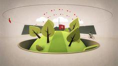 Swiss Side Design :Brandon Wilson Animation/3D: Cody Smith Swiss Side is: George Cant and Jean-Paul Ballard