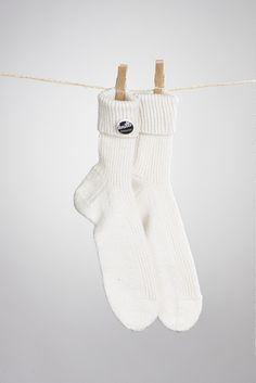 Wohlfühl-Socken ♡ Größe 39/40/41 von Knitti Wollsachen auf DaWanda.com